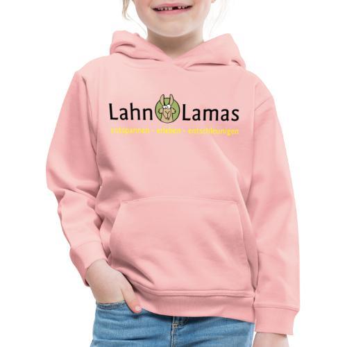 Lahn Lamas - Kinder Premium Hoodie