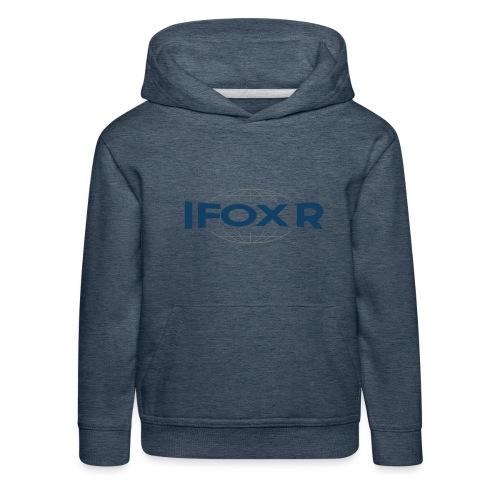 IFOX MUGG - Premium-Luvtröja barn