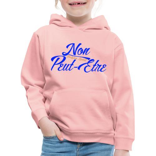 BELGIAN-NONPEUTETRE - Pull à capuche Premium Enfant