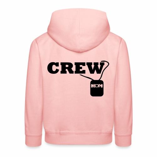 KON - Crew - Kinder Premium Hoodie
