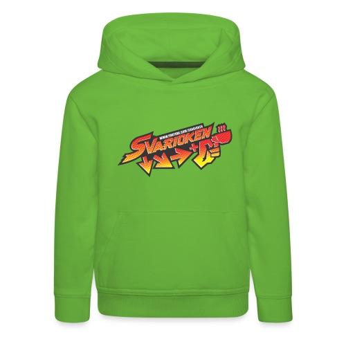 Maglietta Svarioken - Felpa con cappuccio Premium per bambini