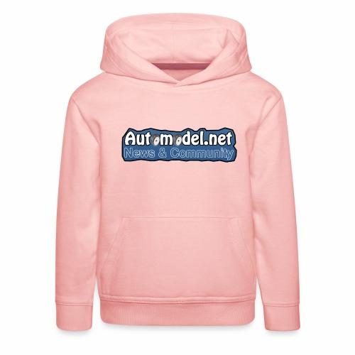 Automodel.net - Felpa con cappuccio Premium per bambini