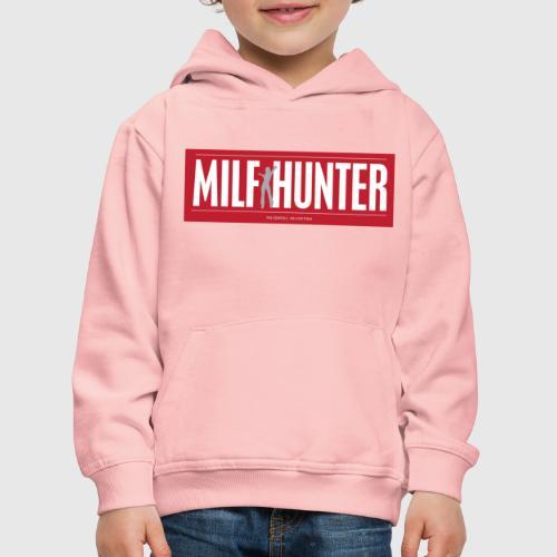 MILFHUNTER1 - Premium hættetrøje til børn