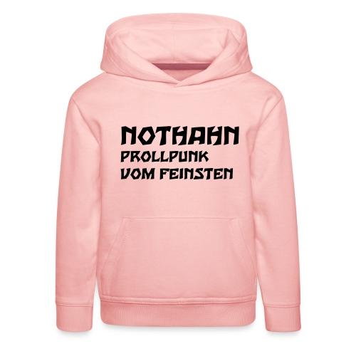 vorne - Kinder Premium Hoodie
