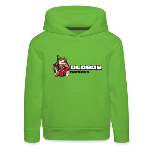 Oldboy Gamers Fanshirt - Premium Barne-hettegenser