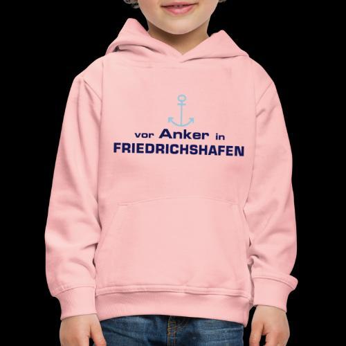 Vor Anker in Friedrichshafen - Kinder Premium Hoodie