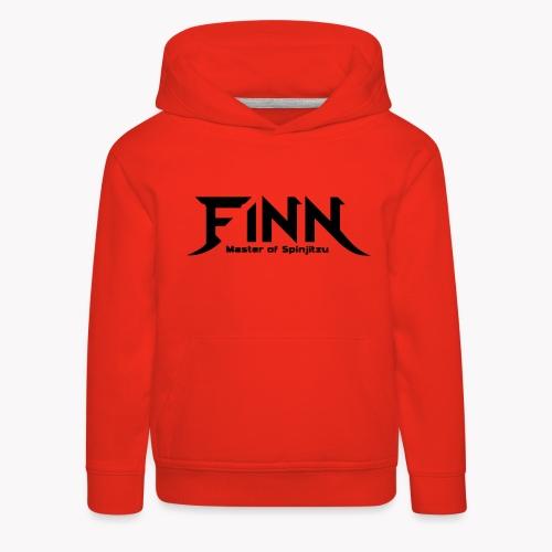 Finn - Master of Spinjitzu - Kinder Premium Hoodie