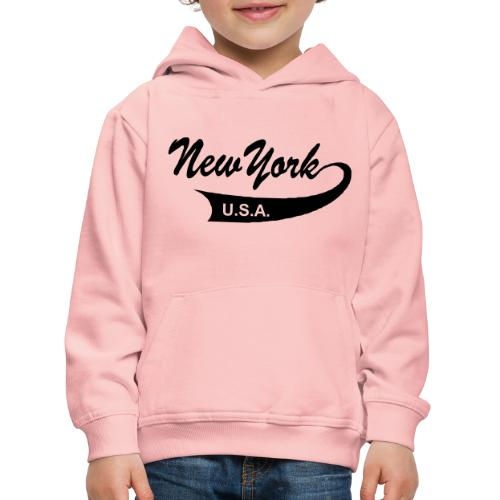 New York USA - Kinder Premium Hoodie