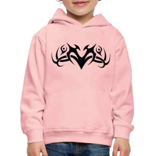 Motif Tribal 8 - Pull à capuche Premium Enfant