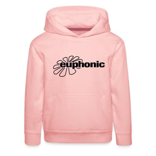 logo euphonic - Kids' Premium Hoodie