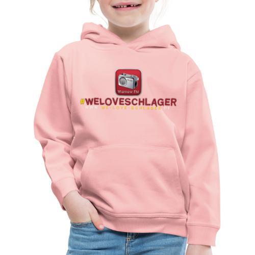 WeLoveSchlager de - Kinder Premium Hoodie