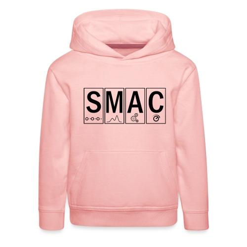 SMAC3_large - Kids' Premium Hoodie