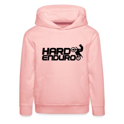Hard Enduro Biker - Kinder Premium Hoodie