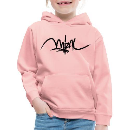 MizAl 2K18 - Pull à capuche Premium Enfant