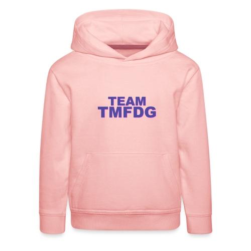 Collection : 2019 Team TMFDG - Pull à capuche Premium Enfant