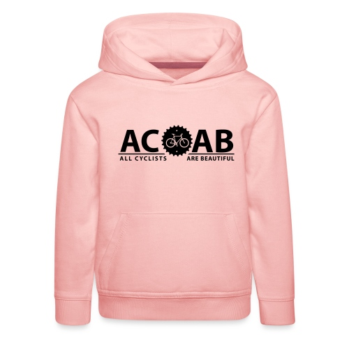 ACAB ALL CYCLISTS - Kinder Premium Hoodie