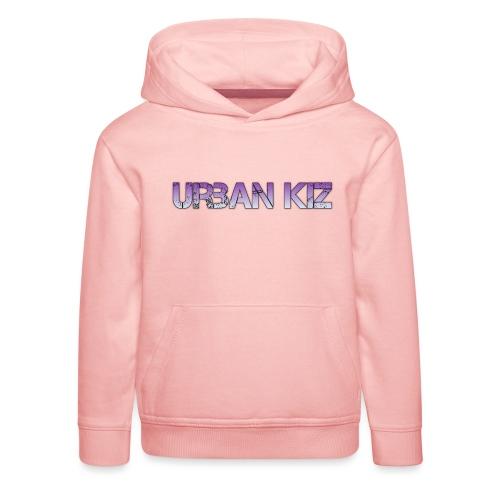 Urban Kiz - Original Style - Felpa con cappuccio Premium per bambini