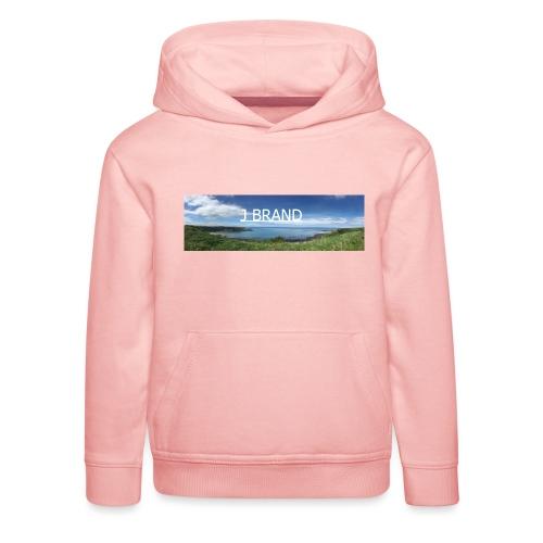 J BRAND Clothing - Kids' Premium Hoodie