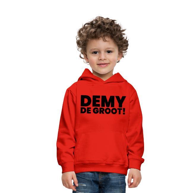Demy de Groot!