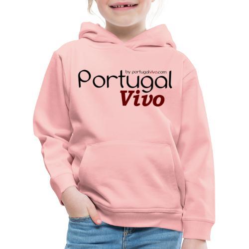 Portugal Vivo - Pull à capuche Premium Enfant