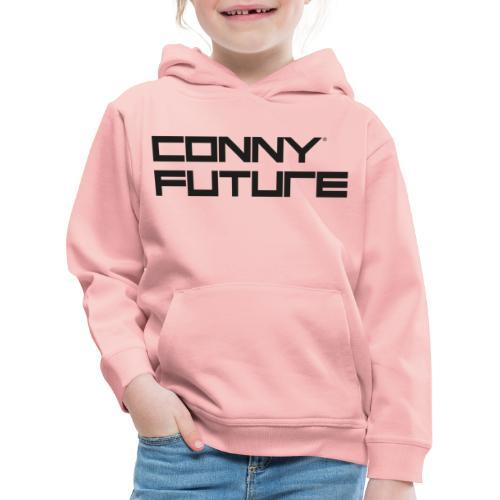 CONNYFUTURE - Premium-Luvtröja barn