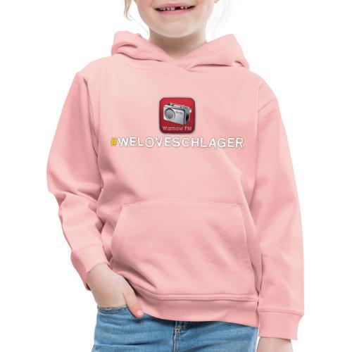 WeLoveSchlager 1 - Kinder Premium Hoodie