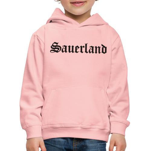 Sauerland - Kinder Premium Hoodie