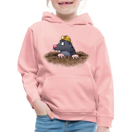 Maulwurf - Kinder Premium Hoodie