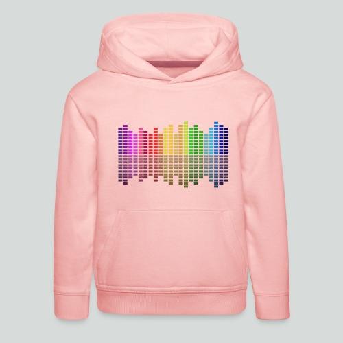 Farbequalizer - Kinder Premium Hoodie
