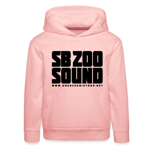 SB ZOO SOUND Blockbuster - Kinder Premium Hoodie
