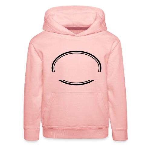Kreis offen - Kinder Premium Hoodie