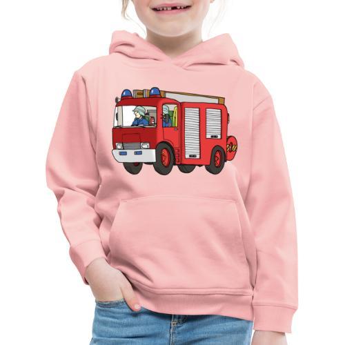 Engine 7 - Kinder Premium Hoodie