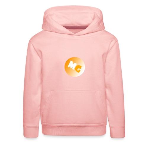 MG-Hoodie - Premium hættetrøje til børn
