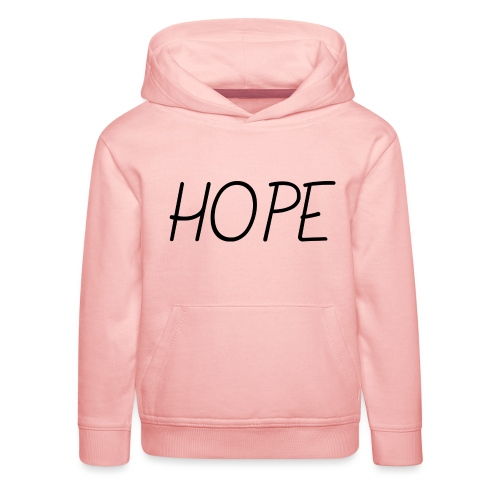 Hope - Espoir - Pull à capuche Premium Enfant