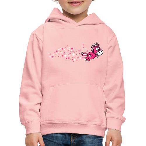 Pferdchen Sternenstaub - Kinder Premium Hoodie