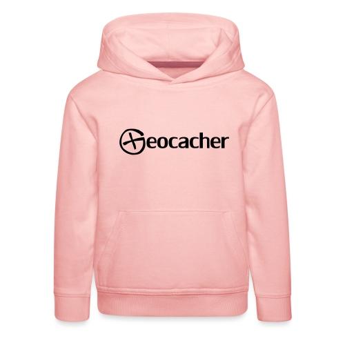 Geocacher - Lasten premium huppari
