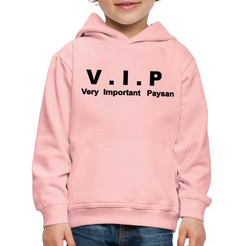 VIP - Very Important Paysan - Pull à capuche Premium Enfant