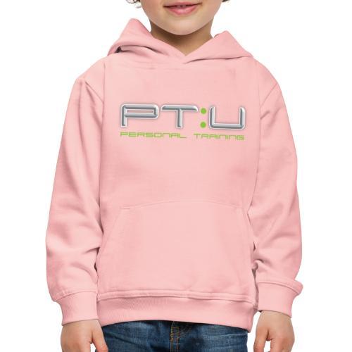 PT:U Original logo Tee - Kids' Premium Hoodie