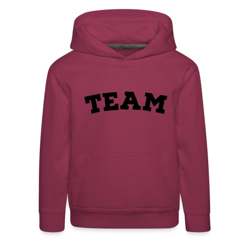 Team - Kids' Premium Hoodie