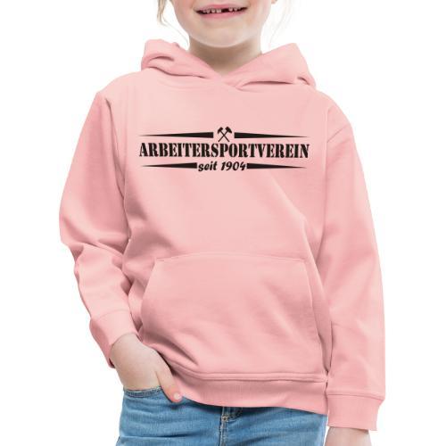 Arbeitersportverein seit 1904 - Kinder Premium Hoodie