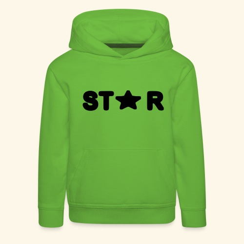Star of Stars - Kids' Premium Hoodie