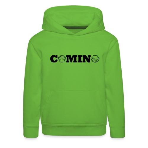 Camino - Premium hættetrøje til børn
