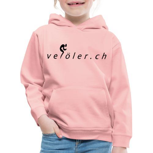 velöler.ch - Kinder Premium Hoodie
