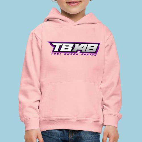 Tob Logo Lila - Kinder Premium Hoodie