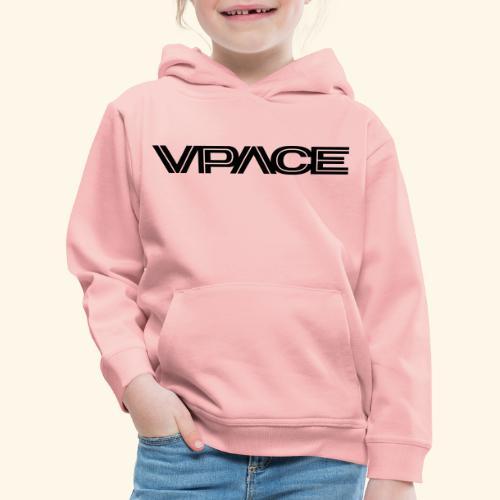 VPACE black - Kinder Premium Hoodie
