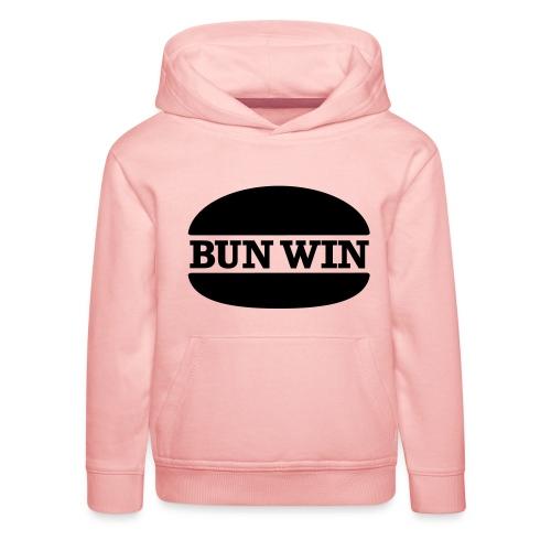 bunwinblack - Kids' Premium Hoodie
