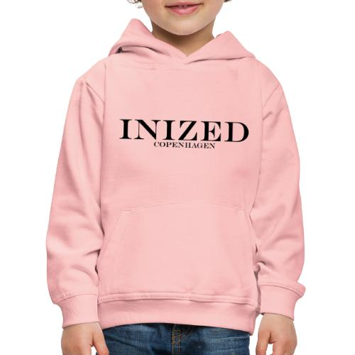 INIZED COPENHAGEN CLASSIC - Premium hættetrøje til børn