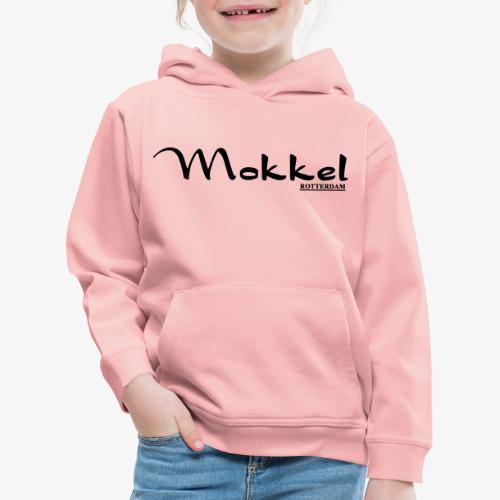 mokkel - Kinderen trui Premium met capuchon