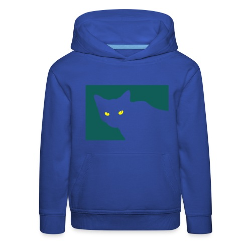 Spy Cat - Kids' Premium Hoodie
