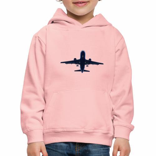 Flugzeug - Kinder Premium Hoodie
